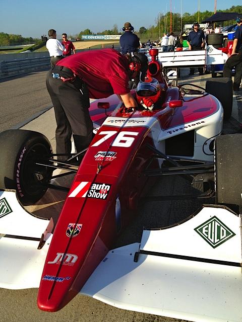 Barber Motorsports Park 2012